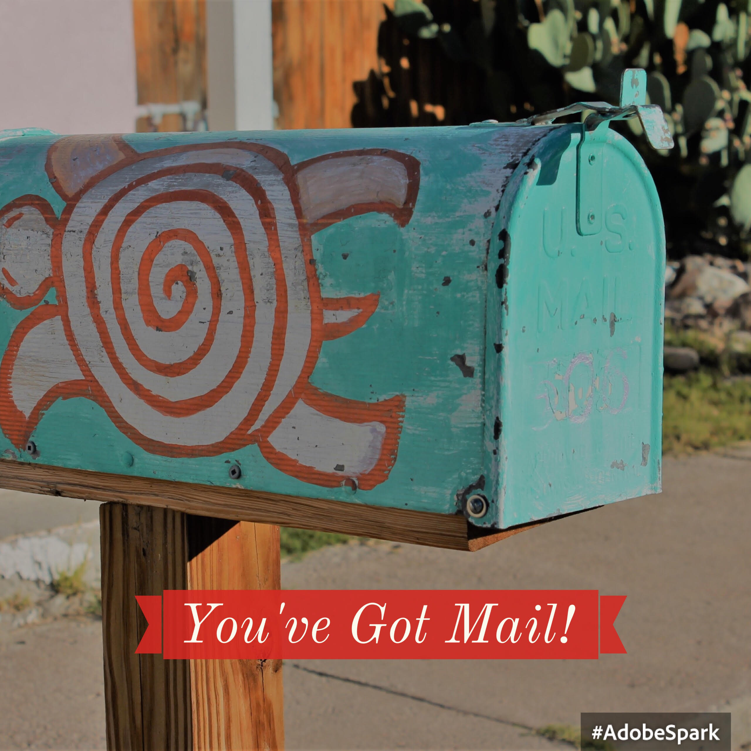 You've Got Mail Mailbox
