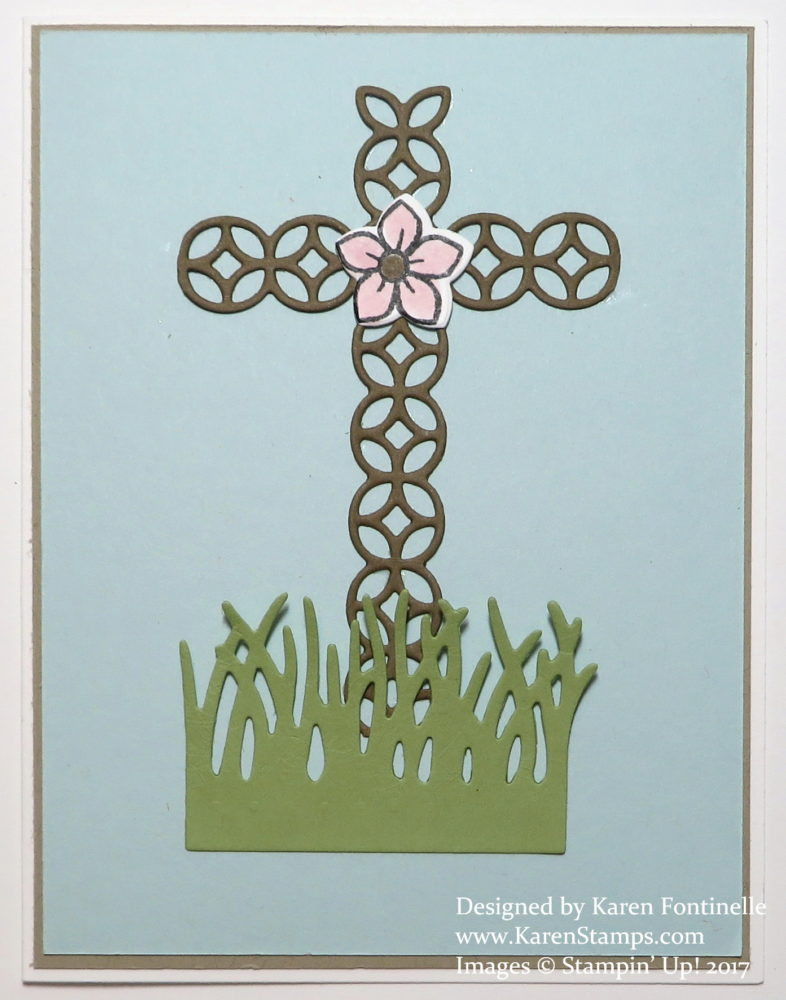 Easter Cross Card