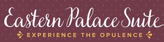 Eastern Palace Suite Banner