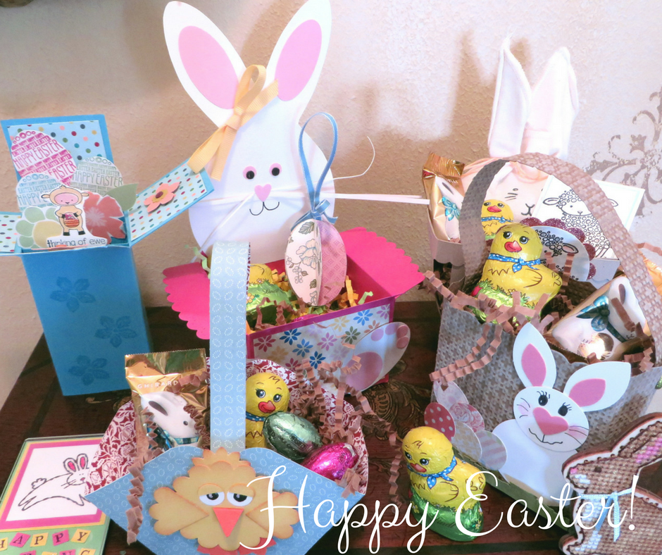 Happy Easter 2017 Easter Projects