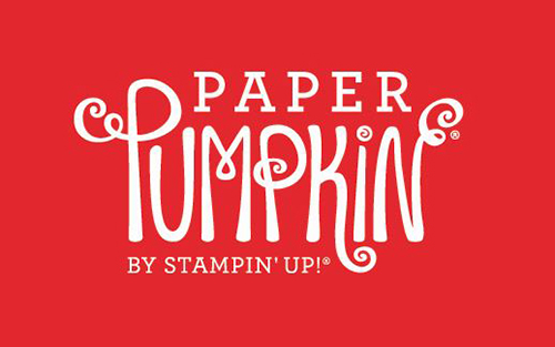 Paper Pumpkin Papercrafting Kit from Stampin' Up!