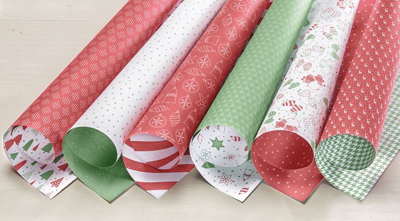 Be Merry Designer Series Paper