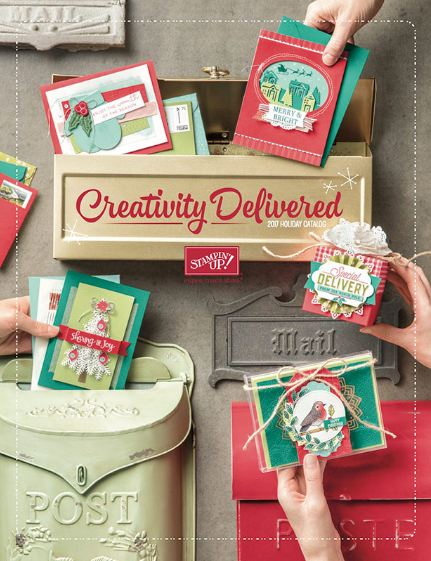 Stampin' Up! Holiday Catalog 2017