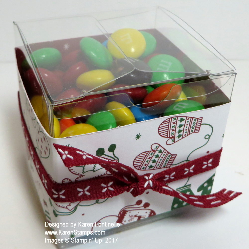 Christmas Tiny Treat Box