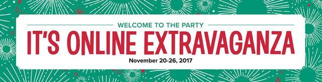 Stampin' Up! Online Extravaganza 2017 Banner