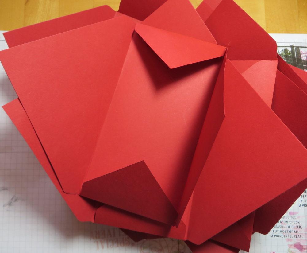Chinese Red Money Envelopes