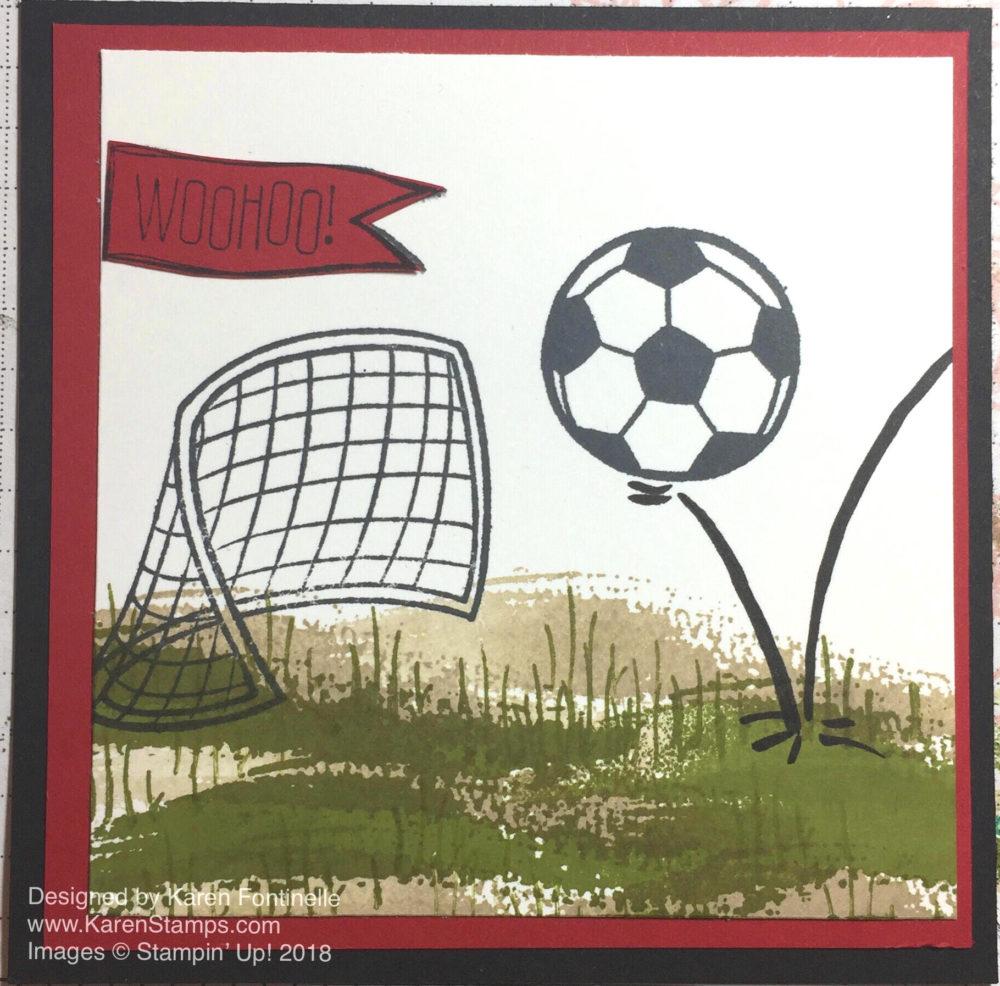 Soccer Valentine