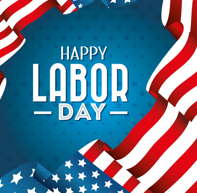 It's Labor Day! Happy September!