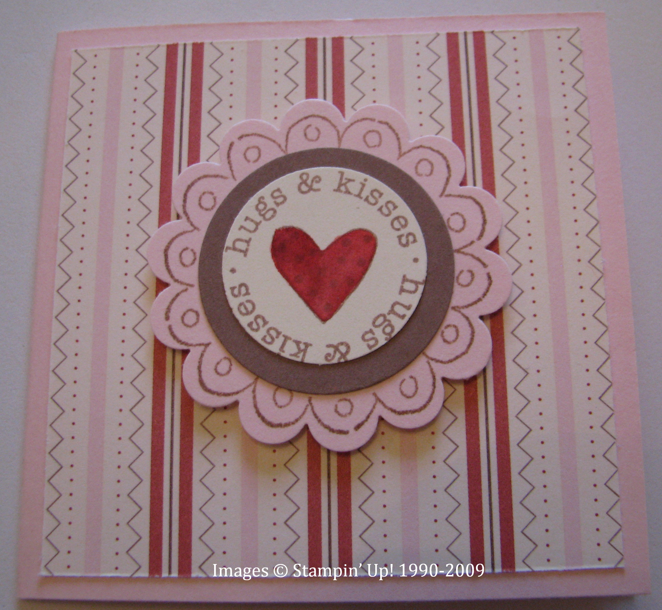 i love �love you much� stamping with karen