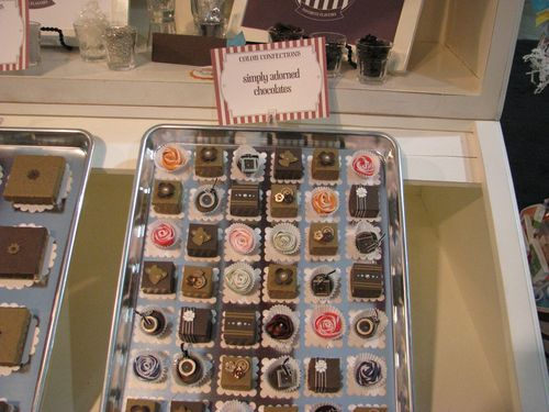 Simply Adorned Chocolates