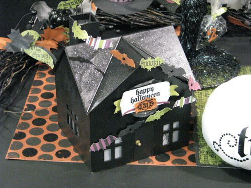 Design-a-House for Halloween