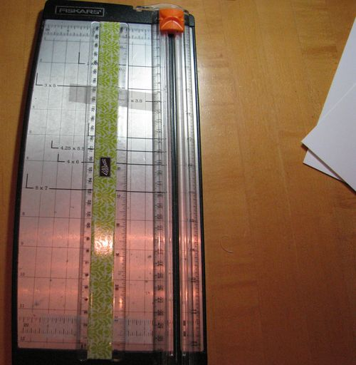 Stampin' Up! Paper Cutter