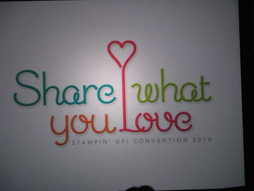 Share What You Love!