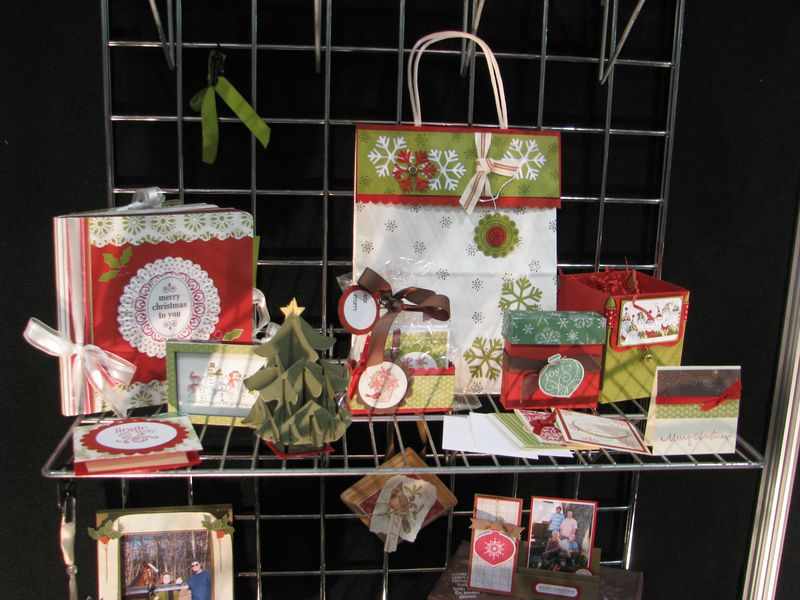 Stampin' Up! Christmas Ideas