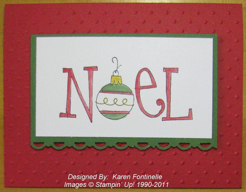 Stampin\' Up! Big on Christmas Stamp Set Retiring! Oh no! | Stamping ...