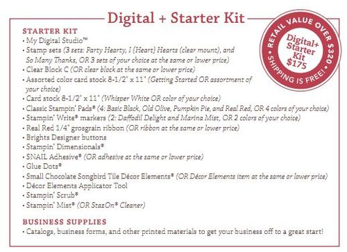 Digital Starter Kit Snip