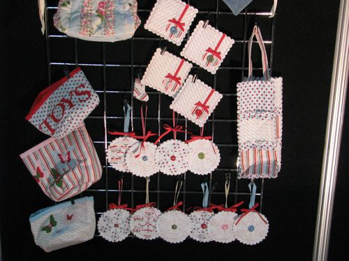 Candy Cane Christmas Fabric