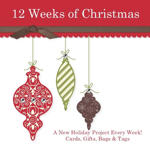 12 Weeks of Christmas Banner