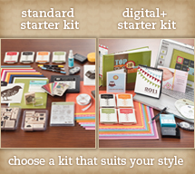 Stampin' Up! Starter Kits