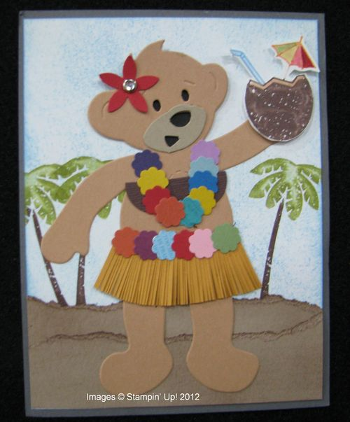 Build-A-Bear Luau