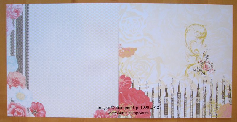 Attic Boutique Designer Series Paper