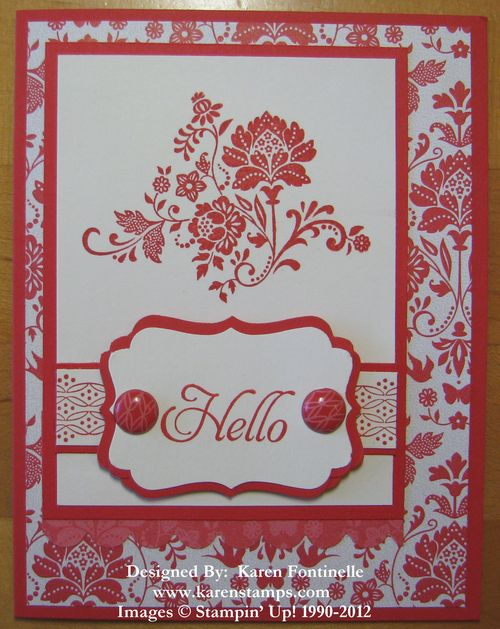 Everyday Enchantment Hello Card