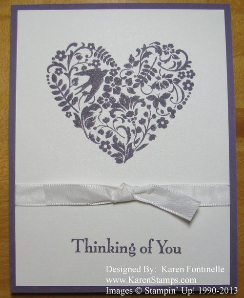 You Are Loved All Occasions Card