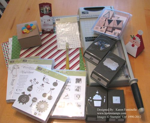 Stampin' Up! Online Extravaganza Favorite Products